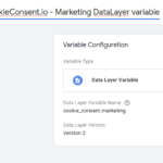 Google Tag Manager Marketing DataLayer variable