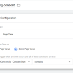 Google Tag Manager - Marketing Consent Variable